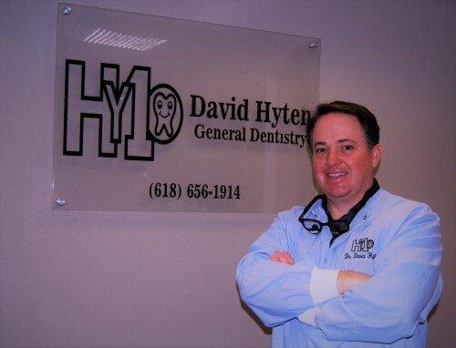 Dentist - Edwardsville IL - Hyten David W DMD