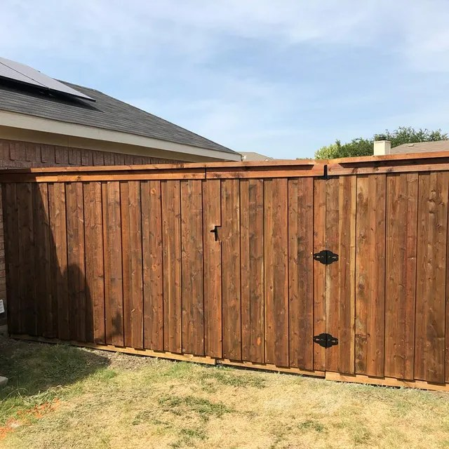 wood fence services fort