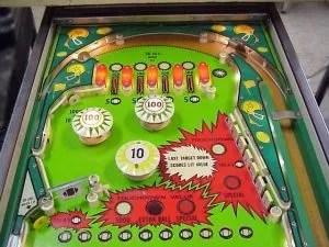Simpson Pinball Machine