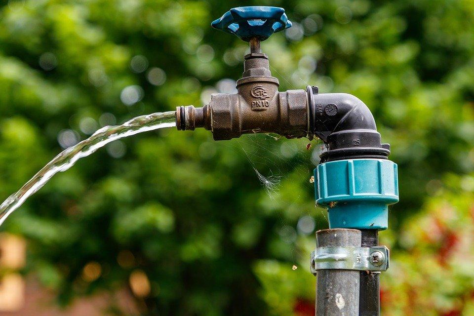 freeze proof outdoor faucet work
