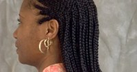 African Hair Braiding | Invisible Braids | Milwaukee, WI