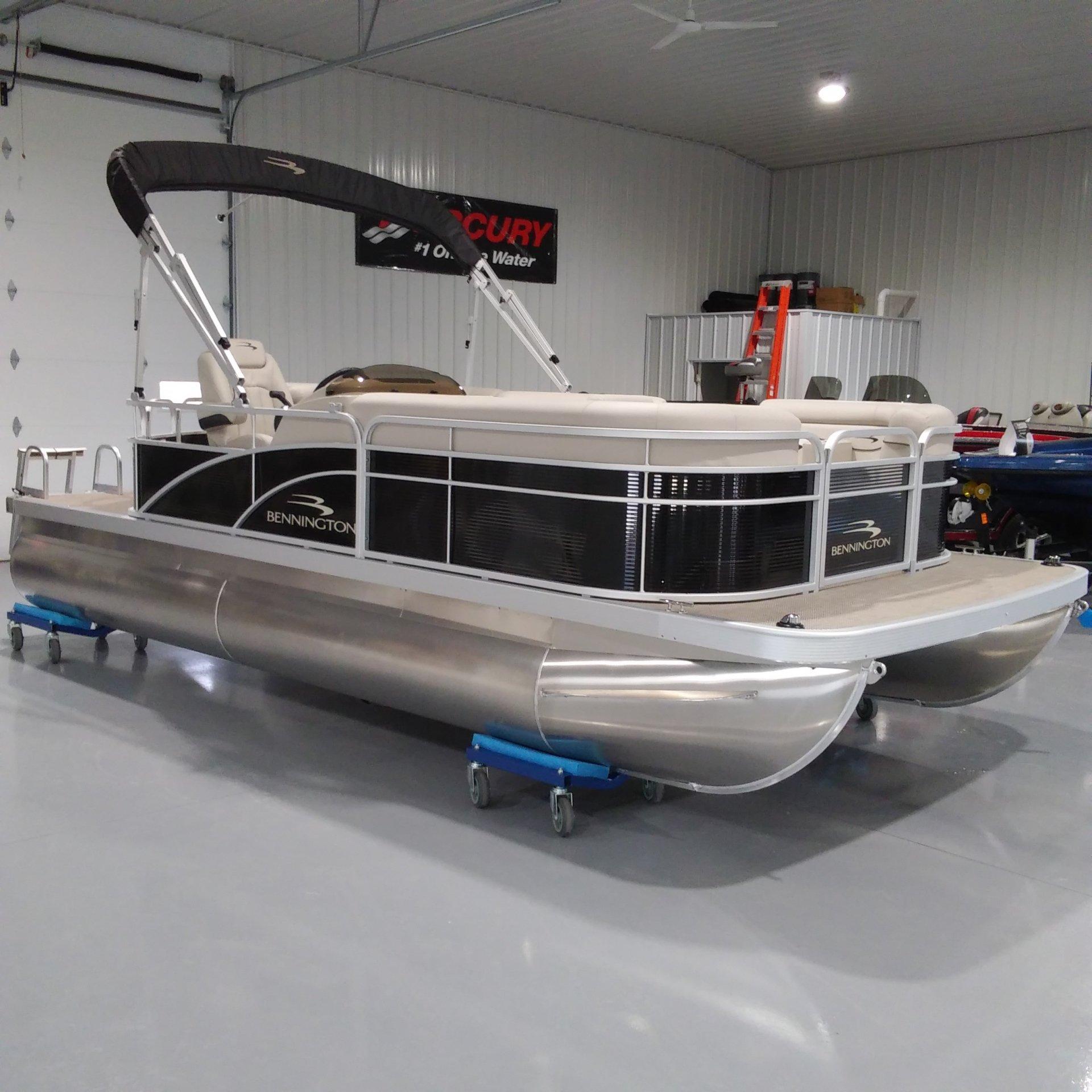 Bennington Pontoons  Boats  Waupaca WI
