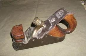 Antique Planer Tools