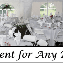 Chair Cover Rentals Rockford Il Saucer Chairs Sam S Club Rental Service Company Slide Title