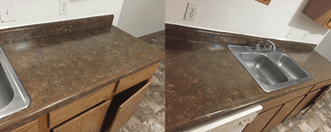 Countertop Coating Countertop Repair Independence MO