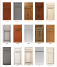 Cabinet Door Styles | Cabinet Door Gallery | Designs in ...