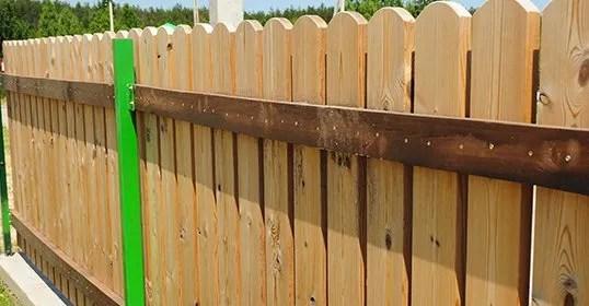 wood fences rail fencing