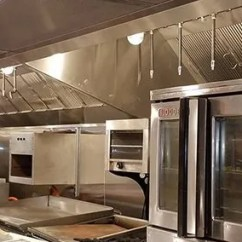 Kitchen Exhaust Fan Commercial Formica Table Hood Installation Willington Ct
