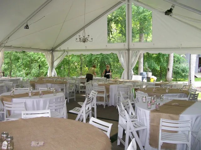 chair cover rentals rockford il posture support cushion north park rental service inc machesney slide title