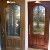 Refinish Door