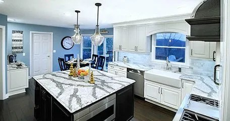 kitchen and bath modern light fixtures conrad remodeling llc cranberry township pa
