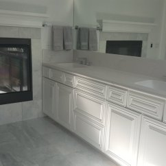 Kitchen Sinks Denver Bench With Back Marble Concepts Co