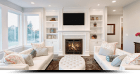 Central Jersey Fireplace | Gas | Robbinsville, NJ