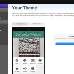 mobileroadie interface