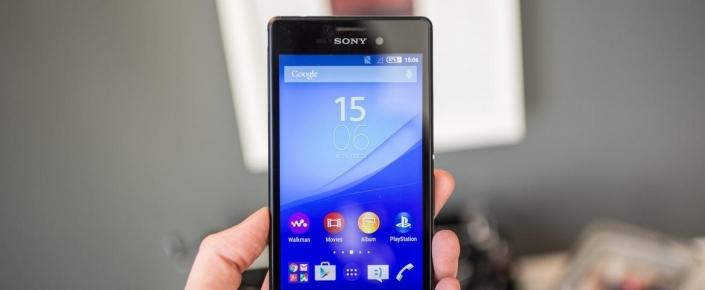 Sony'nin Beklenen Telefonu Xperia M4 Aqua Tanıtıldı