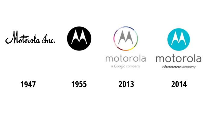 Teknoloji Şirketlerinin Logolarının Geçirdikleri Evrimler