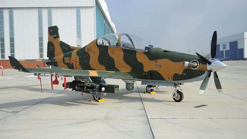 Silahla Donatılan Milli Uçağımız Hürkuş İlk Atışını Gerçekleştirdi!