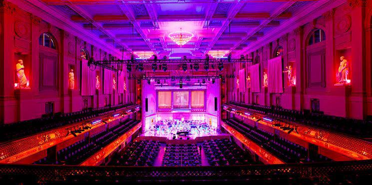 boston symphony hall venue boston