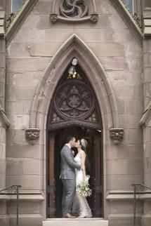 The Cathedral of Incarnation Garden City Wedding