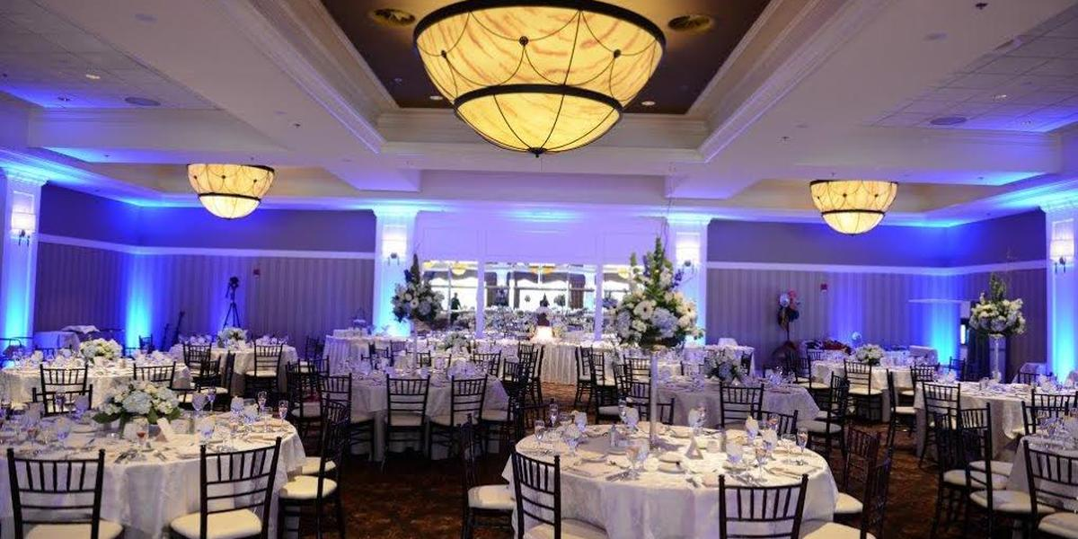 The Tiffany Ballroom Weddings  Get Prices for Wedding