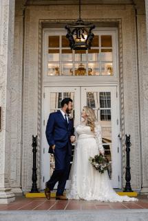 Tutwiler Hotel Weddings Wedding