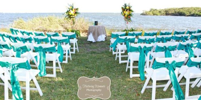 The Nyami River Lodge At Brevard Zoo Wedding Venue Picture 2 Of 8 Provided