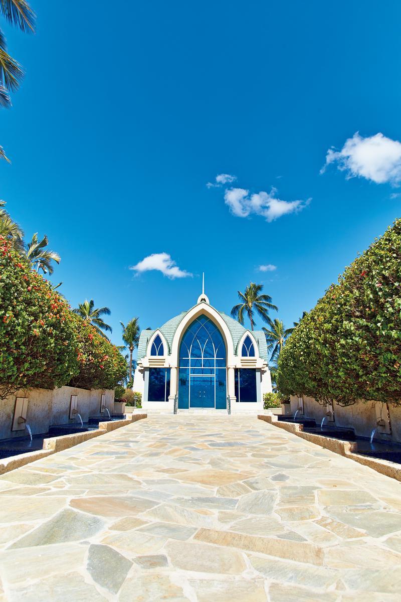 Oahu Locations Wedding Reception