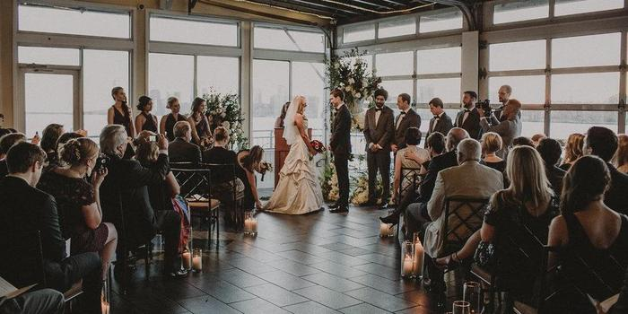 Sunset Terrace At Chelsea Piers Weddings Get Prices For Wedding Venues In Ny