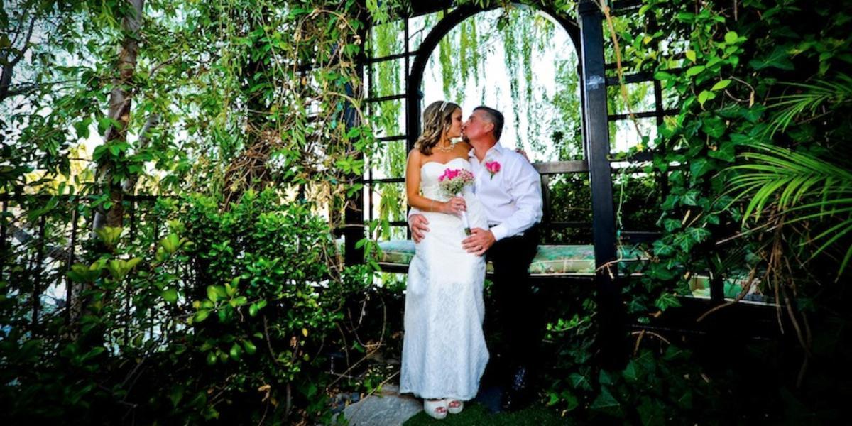 Vegas Weddings Garden