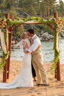 Beach Wedding Venues Lake Tahoe
