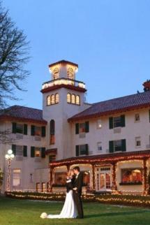 Columbia Gorge Hotel and Spa Wedding