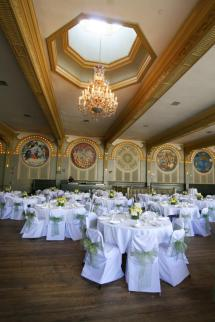 Wedding Crystal Ballroom Portland