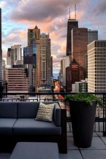 Gwen Luxury Collection Hotel Chicago Weddings