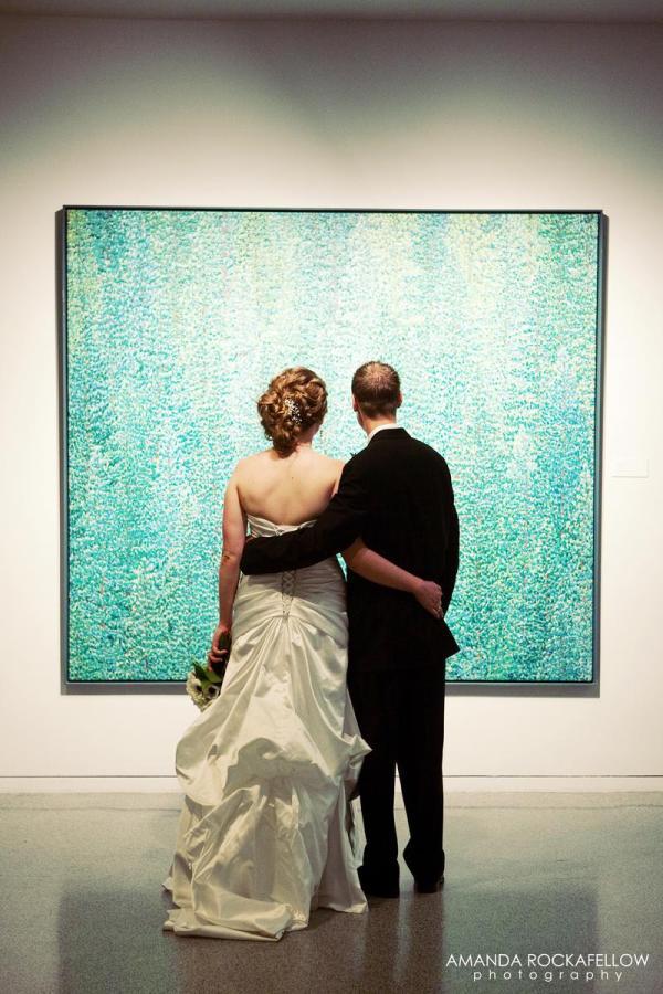Phoenix Art Museum Weddings Wedding