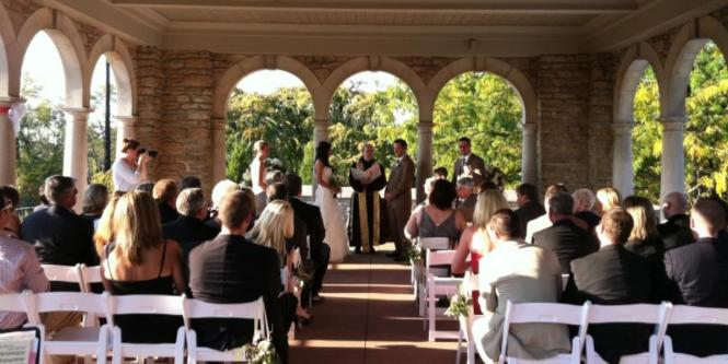 Cleveland Wedding Lighting With Kirkbride Planners