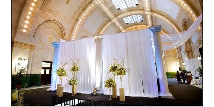 wedding chair covers rentals seattle hanging replacement cushion the great hall at union station weddings get prices for price this venue to your estimate no strings attached
