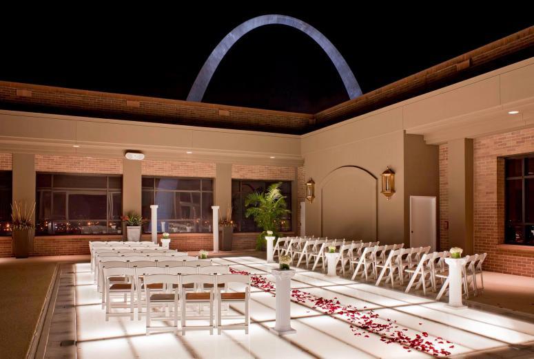 Image result for hyatt regency stl wedding