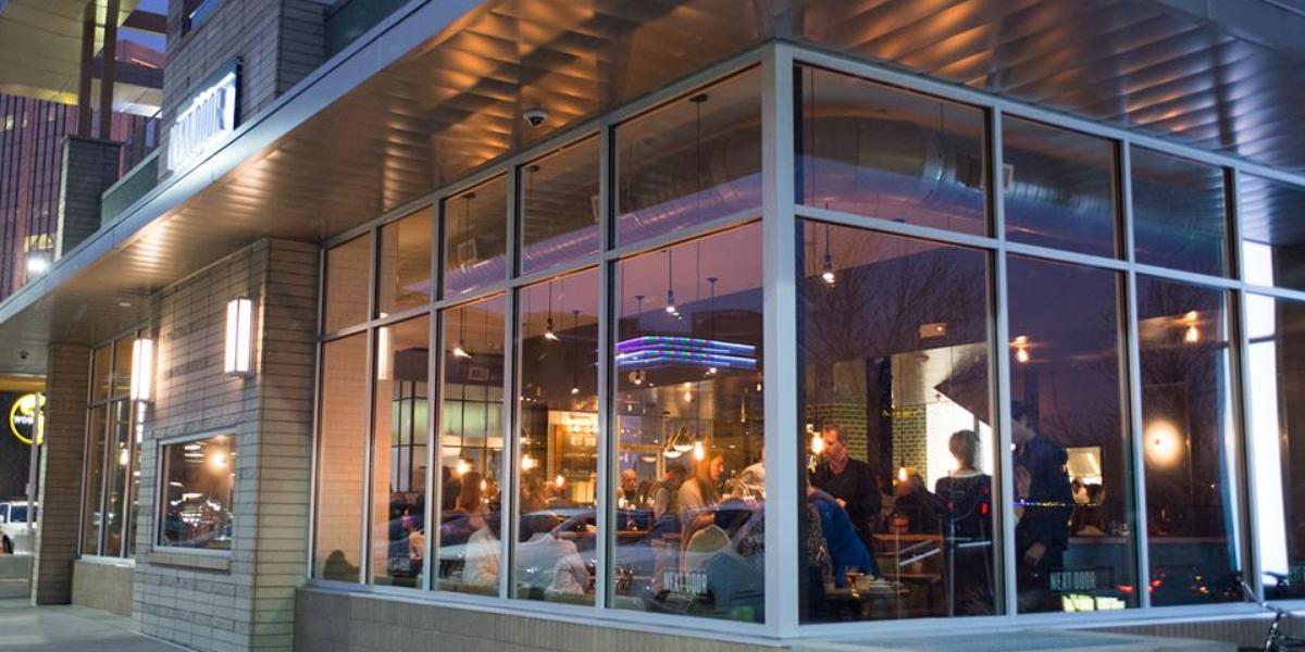 The Kitchen  Next Door Glendale Weddings