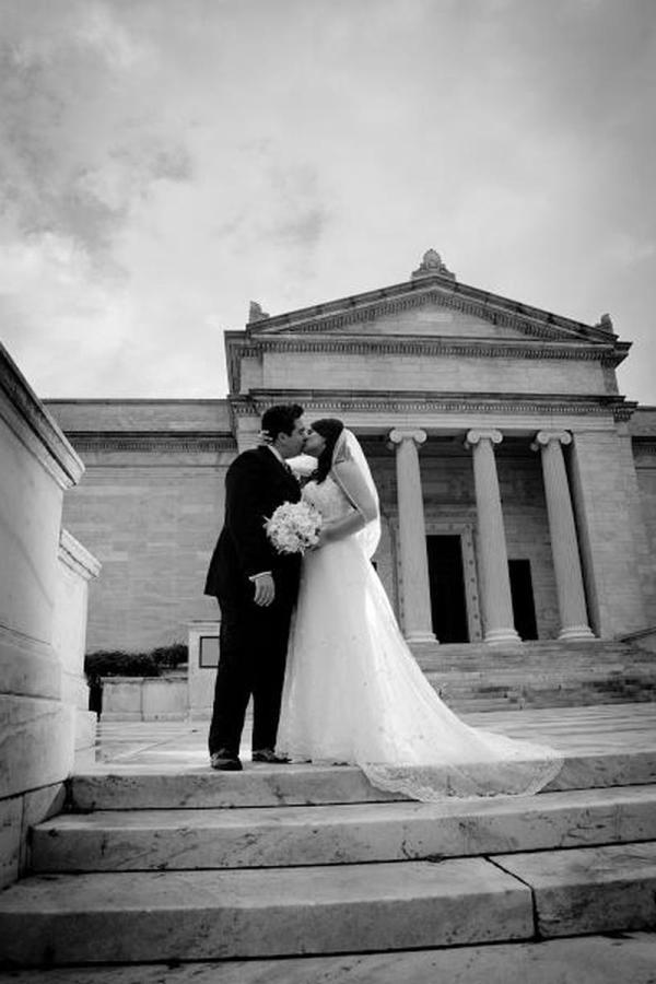 Cleveland Art Museum Wedding