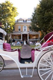Beall Mansion Elegant Bed & Breakfast Inn Weddings