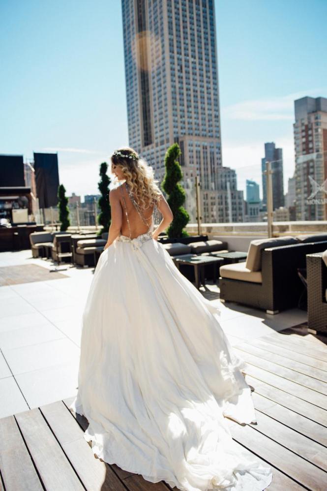 Wedding At The Plaza Hotel New York Tantawan