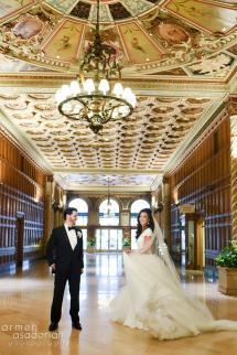 Millennium Biltmore Hotel Los Angeles Wedding