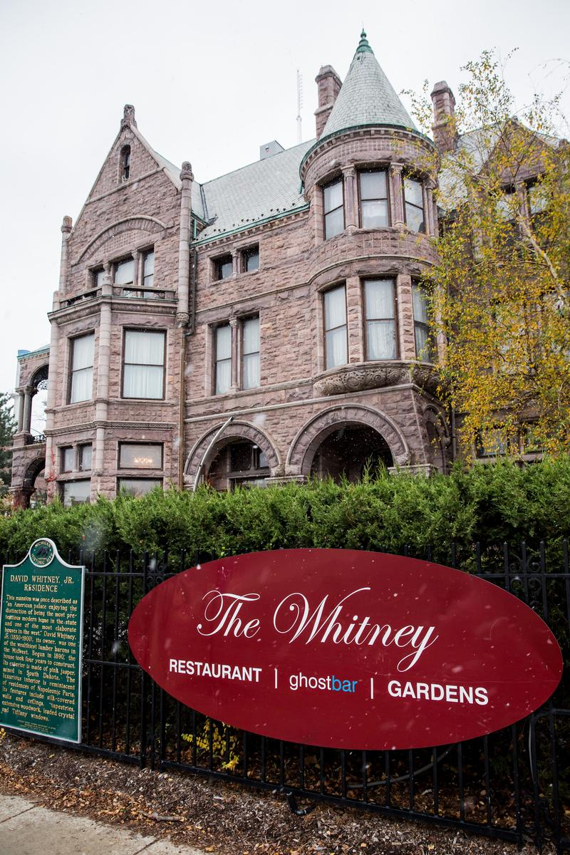 The Whitney Weddings Get Prices For Wedding Venues In Mi