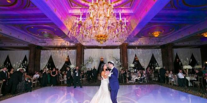 The Crystal Tea Room Wedding Venue Picture 1 Of 16 Photo By Ron Soliman