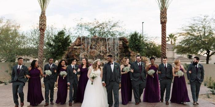 The Falls Event Center Gilbert Weddings Get Prices For