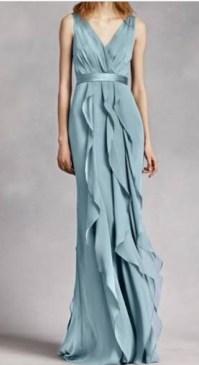 Reduced Price Blush Vera Wang Bridesmaid Dress(es)