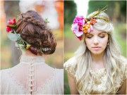 wedding hairstyles spring 2014