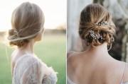 romantic bridal updos 'll
