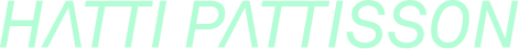 Click on the logo above to visit Hatti's website.
