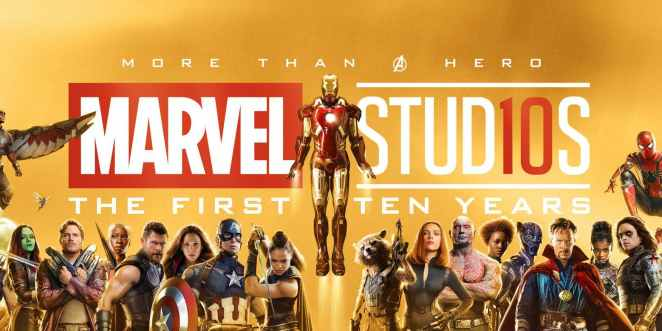 Image result for Marvel Is Celebrating Their 10-Year Anniversary In This New Clip
